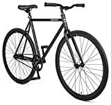 Retrospec Harper Single-Speed Fixie Style Urban Commuter Bike with...