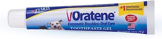Pet King Brands Oratene Brushless Toothpaste