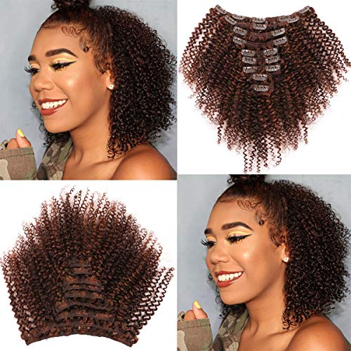 fashion icon bohemian curly short hair extensions