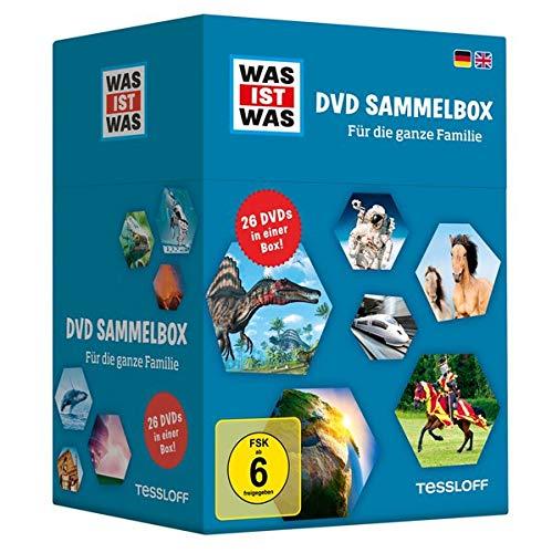 Was Ist Was DVD Sammelbox. Für die ganze Familie