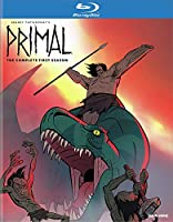 GT Primal: The Complete First Season (BD) [Blu-ray]