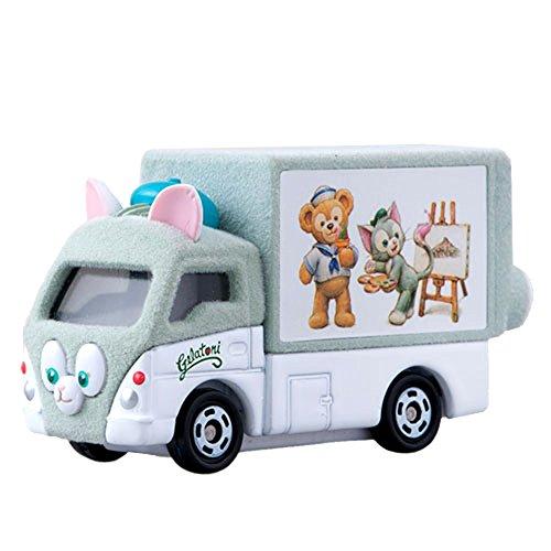 ジェラトーニ ワゴン トミカ おもちゃ ディズニー ビークルコレクション 車 乗り物 ミニカー ダッフィー &...