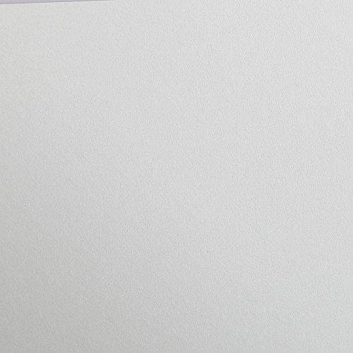 Clairefontaine 397172C Packung (mit 250 Bögen Zeichenpapier Maya, 50 x 70 cm,120g, glatt, ideal für Trockentechnik und Einrahmen) hellgrau