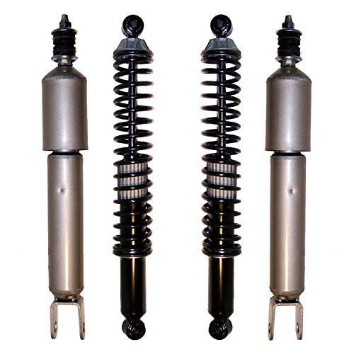 Suncore 150G-30-4 Passive Suspension Conversion Kit Incl. Front Gas Shocks And Rear Coil Over Gas Shocks Passive Suspension Conversion Kit