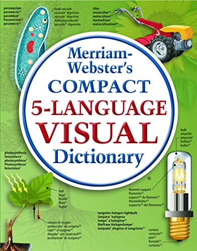 Compare Textbook Prices for Merriam-Webster's Compact 5-Language Visual Dictionary English, Spanish, French, German and Italian Edition Multilingual Edition ISBN 9780877792918 by Jean-Claude Corbeil,Ariane Archambault
