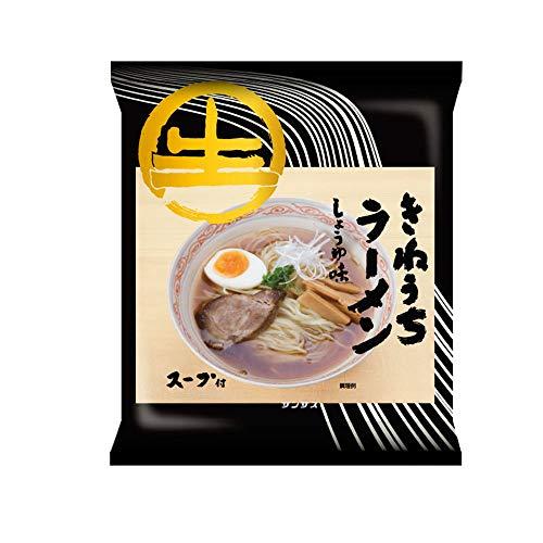 サンサス ラーメンしょうゆ味(1食入り、スープ付)12パック RAM12
