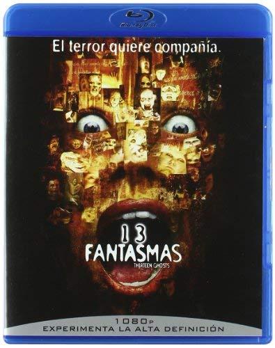13 fantasmas / Thir13en Ghosts (2001) ( Thirteen Ghosts (13 Ghosts) ) (Blu-Ray)