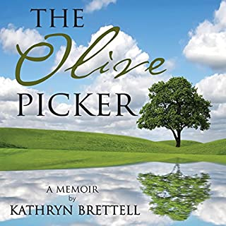 The Olive Picker audiobook cover art