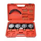 WINMAX TOOLS AUTOMOTIVE Carburetor Synchronizer and Adjustment Tool Kit – Vacuum Gauge Set Gs Kz 550 650 750