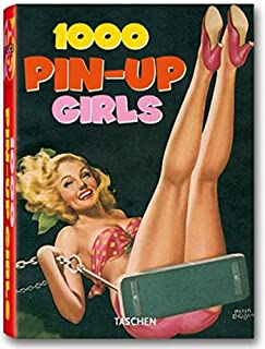 1000 Pin-up Girls: KO (25th Anniversary Special Edtn) (3836505053) | Amazon price tracker / tracking, Amazon price history charts, Amazon price watches, Amazon price drop alerts