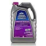 PEAK OET Extended Life Violet 50/50 Prediluted Antifreeze/Coolant for European Vehicles, 1 Gal.