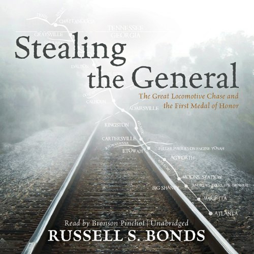 Stealing the General Audiobook By Russell S. Bonds cover art