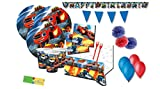 IRPot Kit N 54 Blaze E Le Mega Macchine Coordinato Compleanno