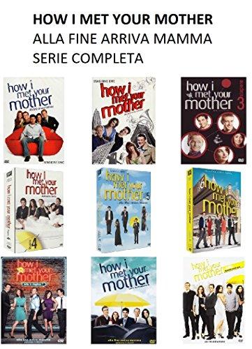 HOW I MET YOUR MOTHER - ALLA FINE ARRIVA MAMMA - STAGIONI DA 1 A 9 - SERIE COMPLETA (27 DVD) COFANETTI SINGOLI, ITALIANI