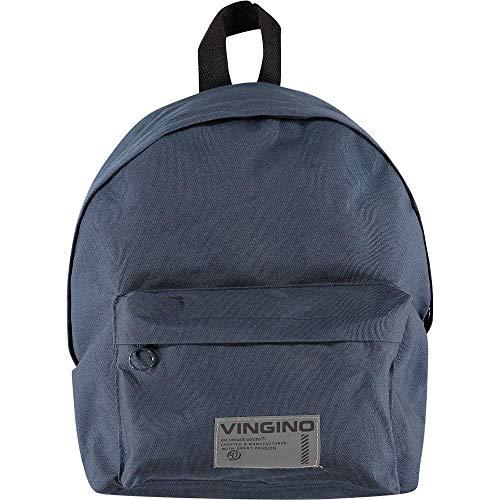 VINGINO Jungen Rucksack Backpack Tasche VORIX Midnight Blue