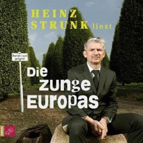 Die Zunge Europas audiobook cover art