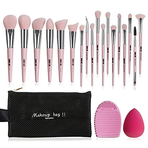 (50% OFF) Makeup Brush Set 18pcs $9.49 – Coupon Code