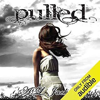 Pulled audiobook cover art