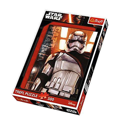 Trefl 37237 - Puzzle, Star Wars Episode VII, Imperial Stormtrooper, 500 Teile