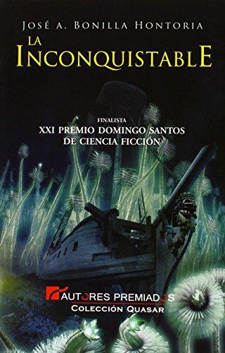 La Inconquistable (Colección Quasar)