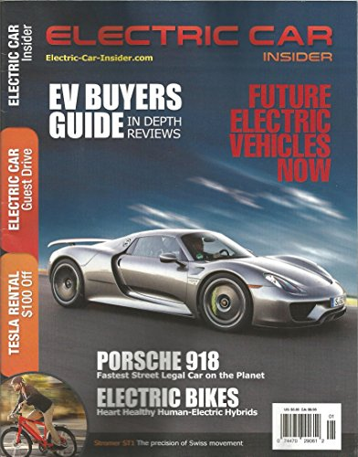Electric Car Insider (May 2015,EV Buyer`s Guide)