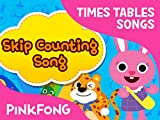 Skip Counting Song