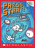 Super Rabbit Boy's Time Jump!: A Branches Book (Press Start! #9) computers for children May, 2021