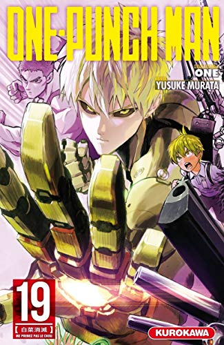 ONE-PUNCH MAN - tome 19 (19)