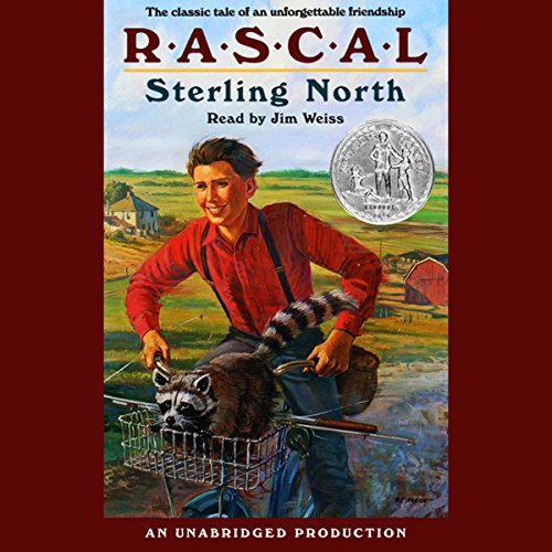 Rascal                   By:                                                                                                                                 Sterling North                               Narrated by:                                                                                                                                 Jim Weiss                      Length: 4 hrs and 39 mins     35 ratings     Overall 4.7