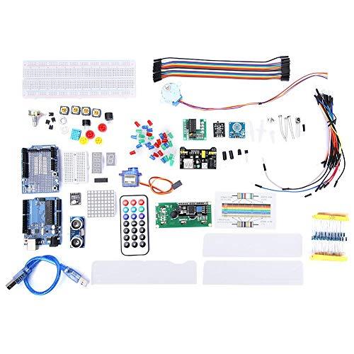 Super Starter Kit, K4-US for Complete Starter Kit for R3 Mega 2560 Robotic Nano Breadboard Kit