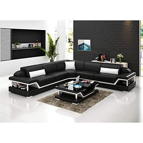 Winpavo Sofas & Sofas Sofa Corner Sofa Set Wohnzimmer Ecksofa L-Form Sofa-EIN