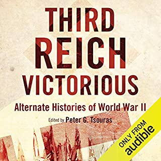 Third Reich Victorious audiobook cover art