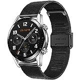Songsier Correa Compatible con Huawei Watch GT2 Pro 46mm/Watch GT 46mm/Watch GT Active/Watch 2...