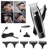 Haarschneidemaschine,Haarschneider,Barttrimmer und Haarschneider,Wasserdicht,unterstützt...