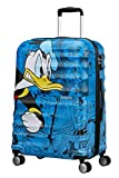 Disney Disney Wavebreaker - Spinner 67/24 Bagage cabine, 67 cm, 64 liters, Multicolore (Donald Duck)