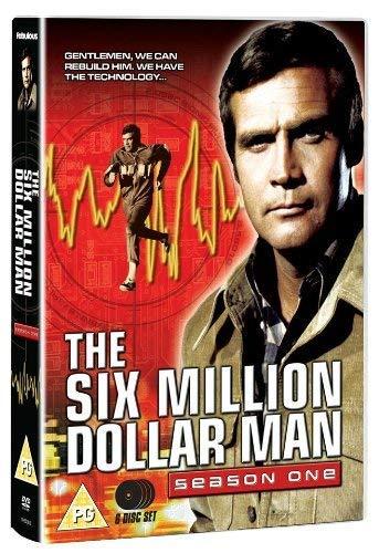 The Six Million Dollar Man: Series 1 [DVD]