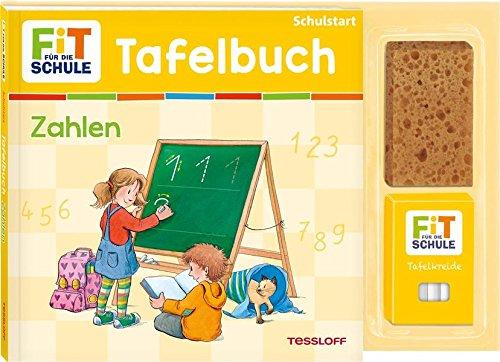 FiT FÜR DIE SCHULE. Tafelbuch Zahlen: Mit Tafel und Kreide Rechnen lernen