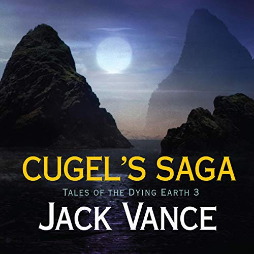 Cugel's Saga audiobook cover art