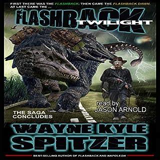 Flashback Twilight audiobook cover art