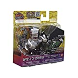 World of Zombies World of Zombies-44270, Multicolor (Bandai 44270)