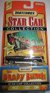 MATCHBOX STAR CAR COLLECTION SPECIAL EDITION THE BRADY BUNCH '55 CHEVY CONVERTIBLE by Dubblebla