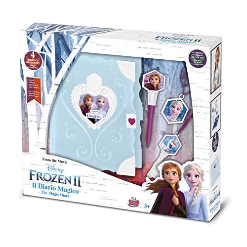 Scopri offerta per Grandi Giochi GG02412, Disney Frozen 2 Magico Diario