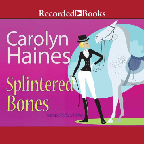 Splintered Bones audiobook cover art
