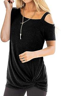 Dos Nu Soutien-Gorge col V T-Shirt Camisole T-Shirt sans Manches Chic D/ébardeurs Ete Haut Dentelle Top NEEKY Femmes Mode Hauts en Dentelle Perfect Tee