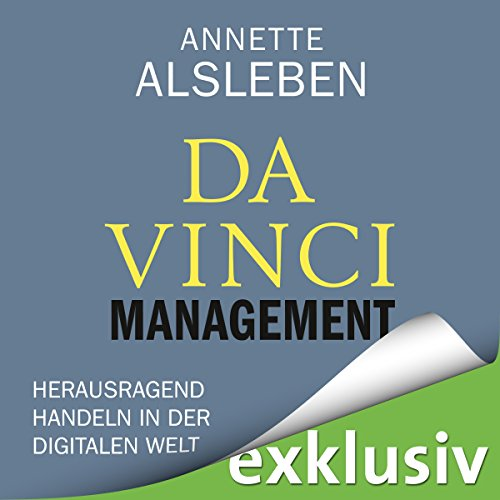 Da Vinci Management audiobook cover art