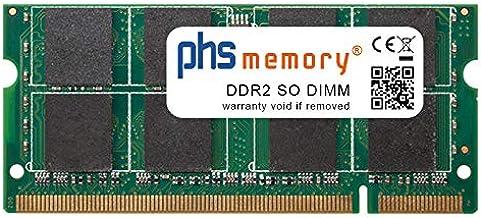 PHS-memory 2GB RAM módulo para Sony VAIO VGN-FW11E DDR2 SO DIMM 667MHz
