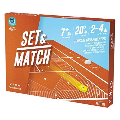 2d100 Faces Set & Match - Juego de Mesa en español
