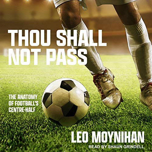Thou Shall Not Pass cover art