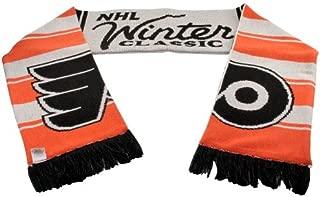 Reebok NHL Philadelphia Flyers 2011 NHL Winter Classic Scarf - Orange-Black