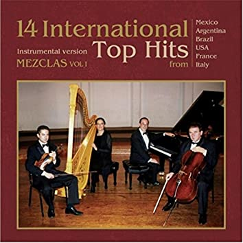 14 International Top Hits, Vol. 1 (Instrumental Version)